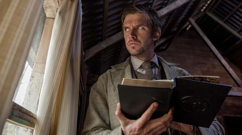 Dan Stevens stars in Gareth Evans' latest, Apostle.