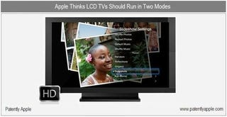 Illustration for article titled Apple Patent For Making Your LCD TV an Even Better Digital Photo Frame