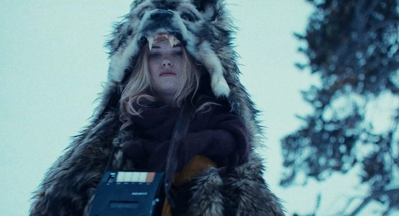 Virginia Gardner stars in Starfish, which is now available On Demand.