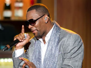 R. Kelly (Getty Images)