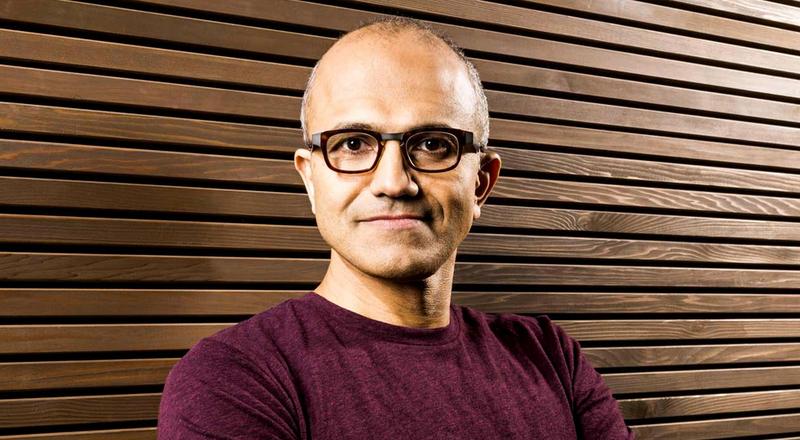 Illustration for article titled Microsoft's New CEO Is Cloud Guru Satya Nadella