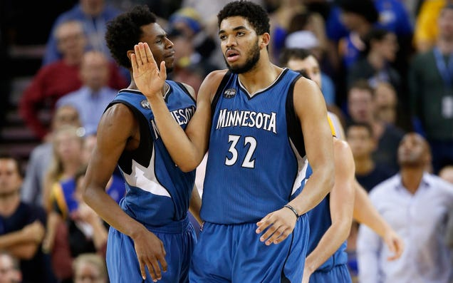 No Losing Team Is As Fun Or As Intriguing As The Timberwolves