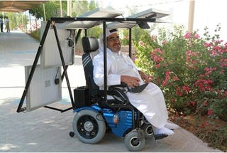 Illustration for article titled There Has to Be a Quicker Way to Get Around the UAE, Right?