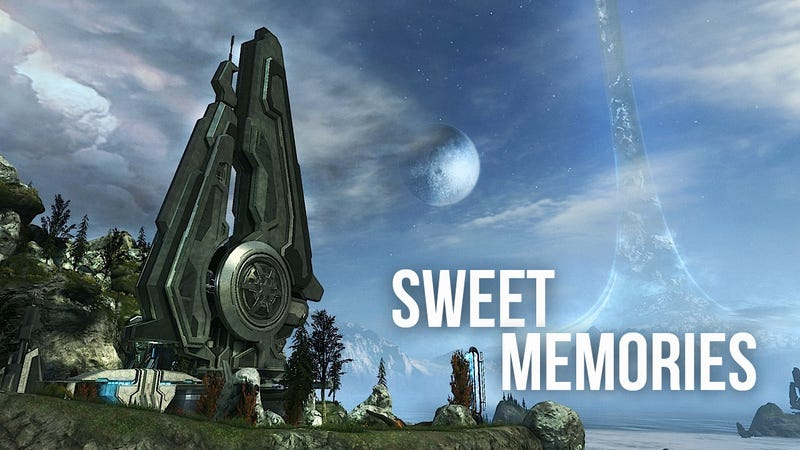 Illustration for article titled Halo: Anniversary Deftly Repaints Gaming History