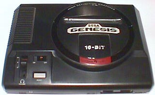 Illustration for article titled The Sega Genesis Turns 20