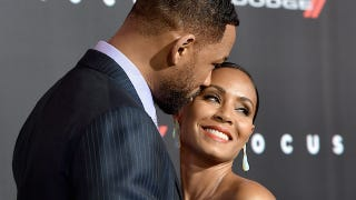 Illustration for article titled Jada Pinkett Says She Gets Off On Watching Will Smith's Sex Scenes