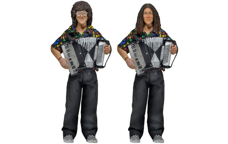 Illustration for article titled We've Been Waiting Since the '80s For a 'Weird Al' Figure, But it Was Worth it