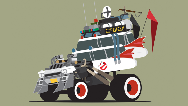 Pop Culture S Greatest Vehicles Get Ready For A Mad Max