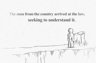 Illustration for article titled If Kafka Were a Game Designer...