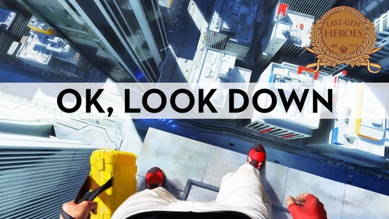 Illustration for article titled Mirror's Edge Felt Real, And That's What Made It So Special
