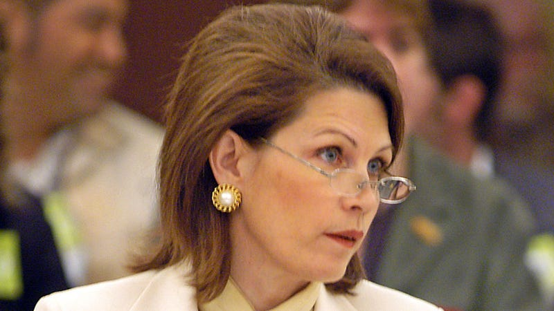 Illustration for article titled Former Staffer Says Michele Bachmann Violated Senate Ethics Rules, Is Totally Wily
