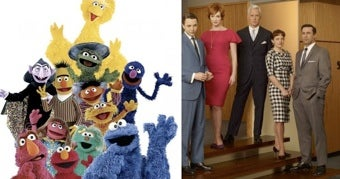 Illustration for article titled A Few Casting Suggestions For The Upcoming Sesame Street Adaptation Of Mad Men