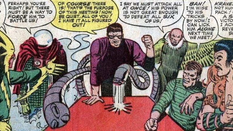 Illustration for article titled Drew Goddard will now also direct that Spider-Man spinoff Sinister Six