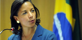 U.S. Ambassador to the United Nations Susan Rice (Evaristo Sa/Getty Images)