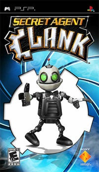 Illustration for article titled Secret Agent Clank Dated
