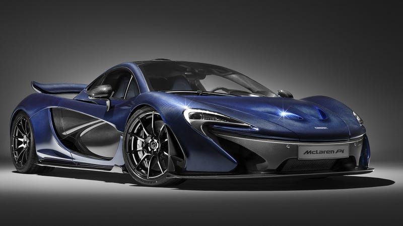 Doing McLaren's Naked Carbon P1 Conversion Costs As Much As One 650S ...