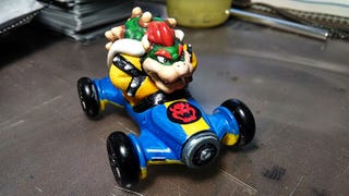 Illustration for article titled McDonald's Happy Meal Customer Gives Bowser A New Paint Job