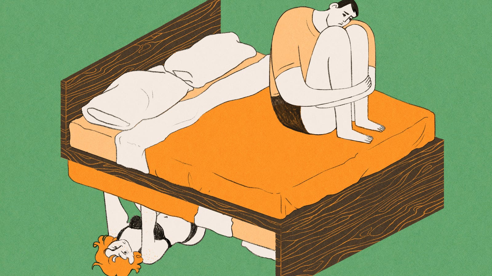 What To Do If Your Partner Won't Work On Your Sex Life