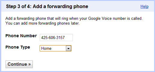 Use a Google Voice Number from Outside the U S