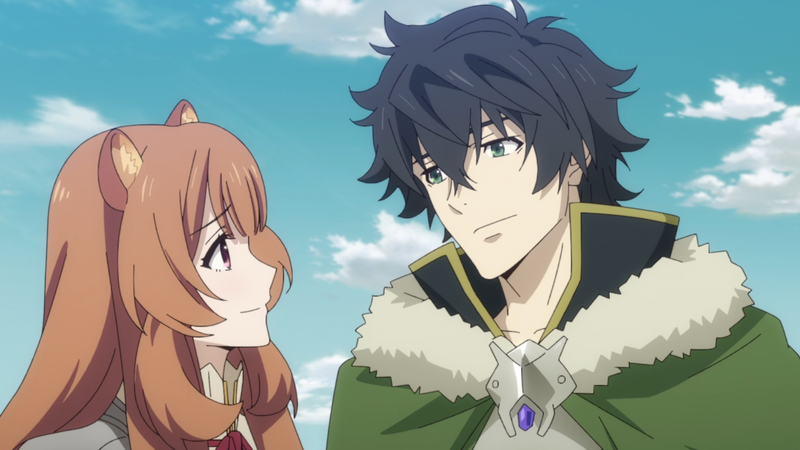 Yeah, I'm totally trolling you with this image. Shield Hero was not my top show of 2019.