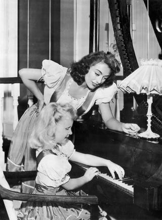 Illustration for article titled Daughter To Show Joan Crawford's Naked Home Videos