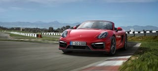 Illustration for article titled Next Porsche Boxster And Cayman Will Get Flat Four, Possibly 400 HP