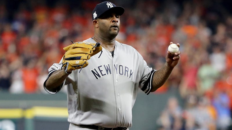CC Sabathia, Yankees agree to one-year, $10 million deal