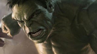 Illustration for article titled Bruce Banner gets irked: a spoilery synopsis of the New York Comic Con Avengers footage!