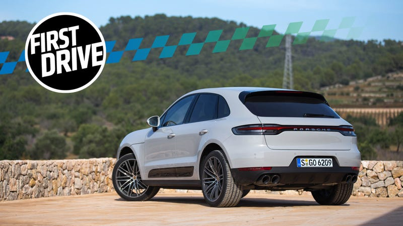 2020 Porsche Macan: News, Turbo, GTS, Release >> The 2019 Porsche Macan Handles Better Than A Crossover Has Any Right To