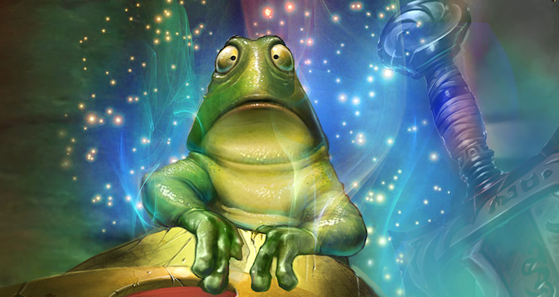 Illustration for article titled Hearthstone's Most Ridiculous Card Reignites Debate Over Randomization