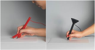 Illustration for article titled Magnetic Ink Pens Let You Write Audio Messages