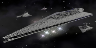 Illustration for article titled Heroic Kickstarter Wants To Build A 13-Foot Star Destroyer