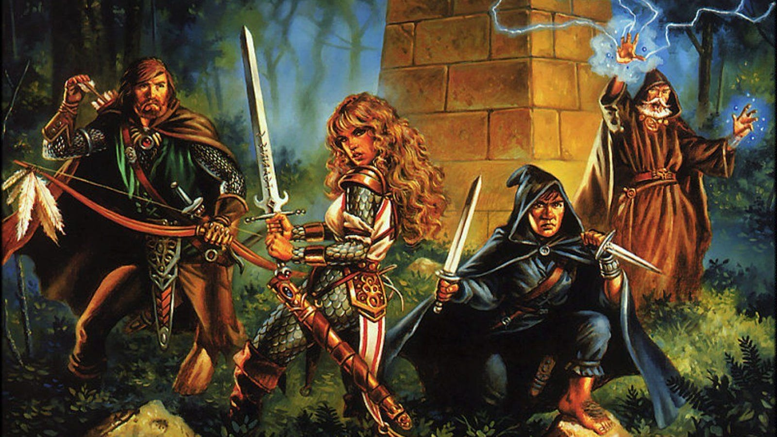 The 24 Most Embarrassing Dungeons & Dragons Character Classes