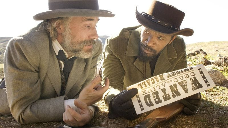 Illustration for article titled Django Unchained
