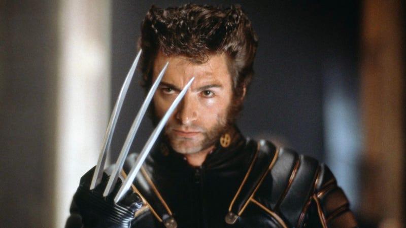 Hugh Jackman in the original 2000 X-Men movie. Image: Fox