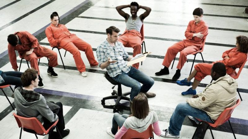 "Illustration for article titled Misfits: ""Series Three, Episode Three"""