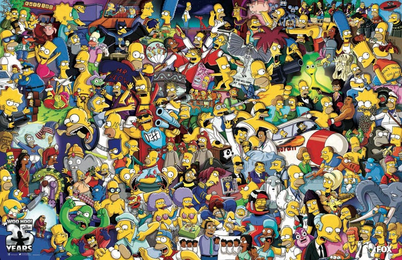 Illustration for article titled Simpsons World Will Allow You to Access Every Episode Ever On Demand