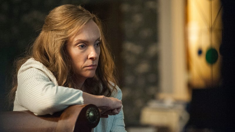 Toni Colette, troubled by A24's CinemaScore (among other things)