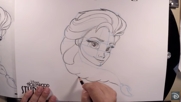 Learn How to Draw From Disney Animators Through These Free Videos