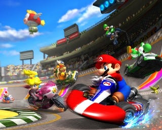 Illustration for article titled When Your Mario Kart Obsession Seeps Into Your Daily Commute