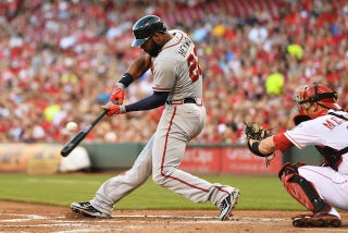 Illustration for article titled Braves Trade Jason Heyward To The Cardinals