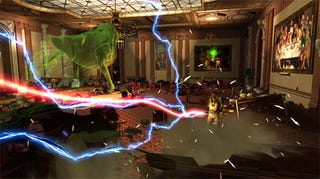 Illustration for article titled Ghostbusters: The Video Game Hands-On
