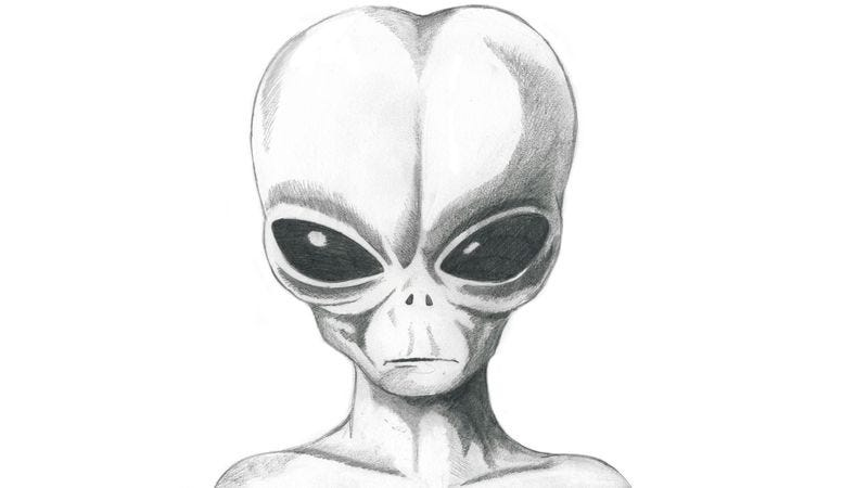 Illustration for article titled Report: Majority Of UFO Abductions Committed By Alien That Person Knows