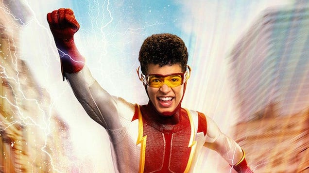 The Flash Reveals Impulse s DC TV Outfit in the Most Disturbing Way Imaginable