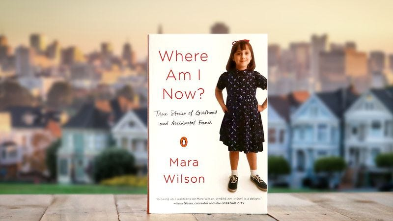 Mara Wilson shines like a beacon in the witty and touching Where Am I Now?