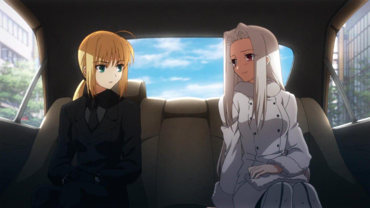 Dubs w/ Dil: Fate/Zero