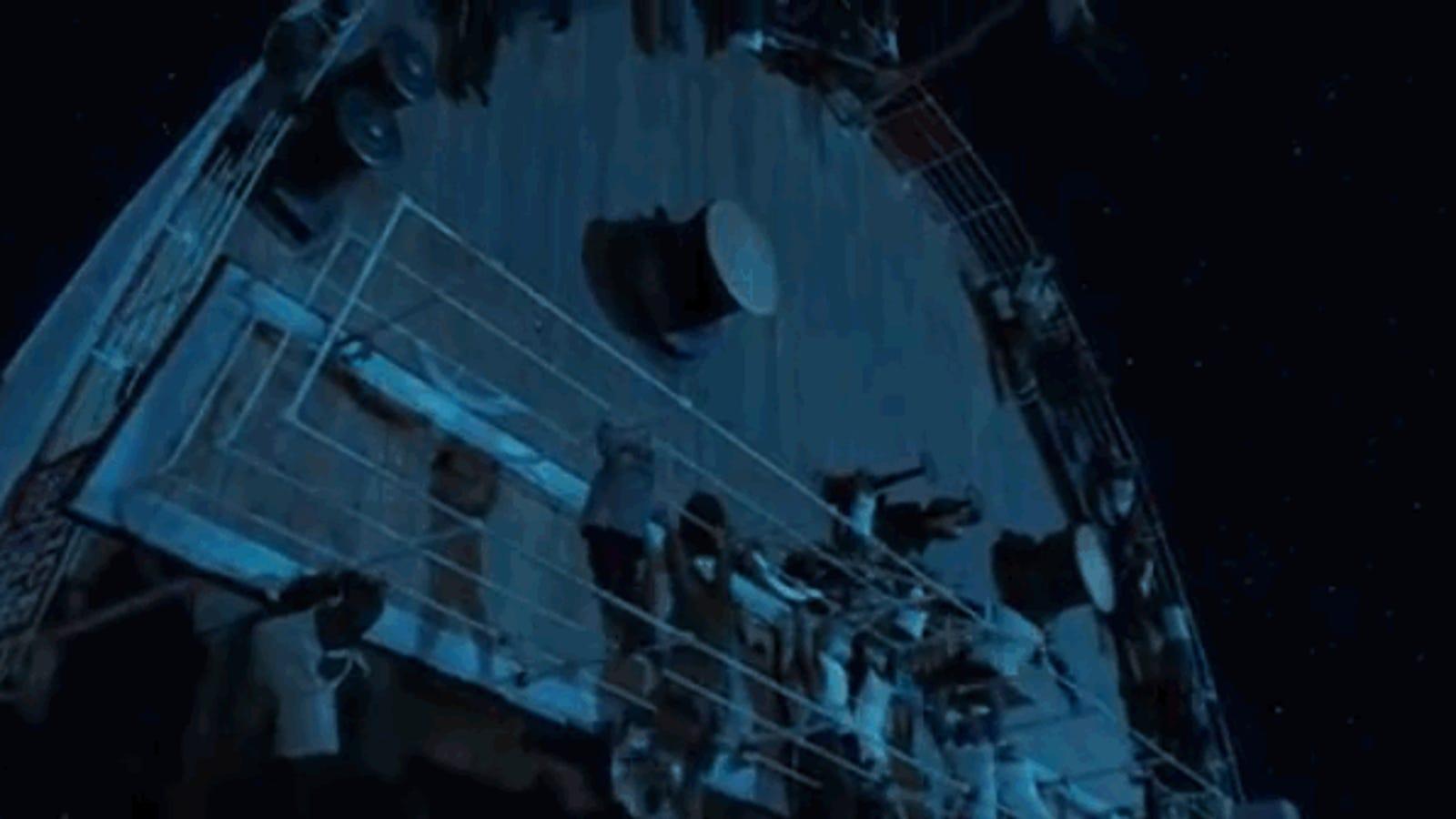 La alucinante historia real del hombre que aparece un instante antes de que el Titanic se hunda en la película de James Cameron