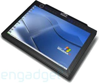 Illustration for article titled Some Dell Latitude XT Tablet Details Poot Out