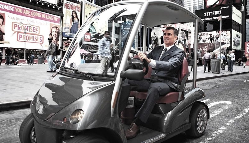 Sorry Tesla Electric Cars Of The Future Will Be More Like Golf Carts