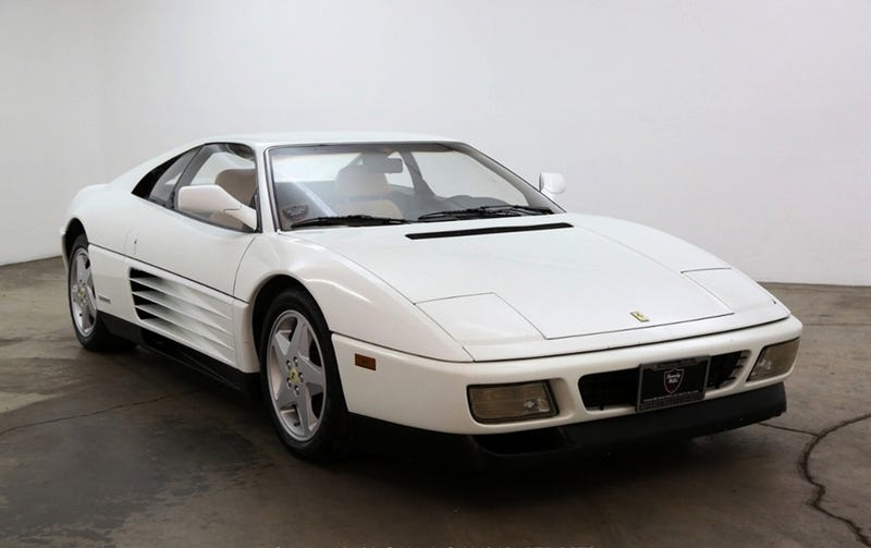 Illustration for article titled At $39,500, Could This 1992 Ferrari 348Tb Prove a 'Grate' Deal?